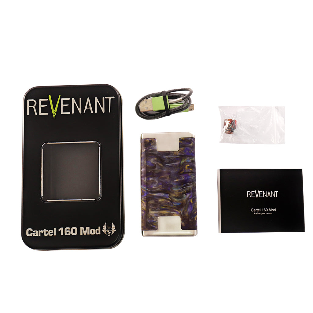 revenant 160 Package at ecoao