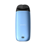 SMPO KI Open Pod system 650mAh 1.8ml Pod 3 power modes half-DL-Lunar Blue-ECOAO