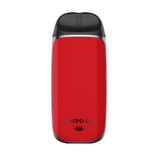 SMPO OS with refilledable Pod 1.8ml 650mAh open pod system-Red-ECOAO