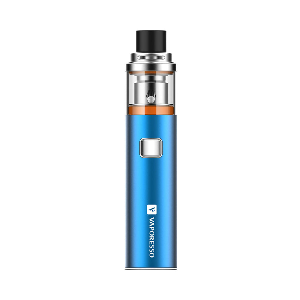 Vaporesso SOLO (Plus) Pen kit MTL/DTL 1500mAh/3300mAh-2ml-Blue-ECOAO at ecoao