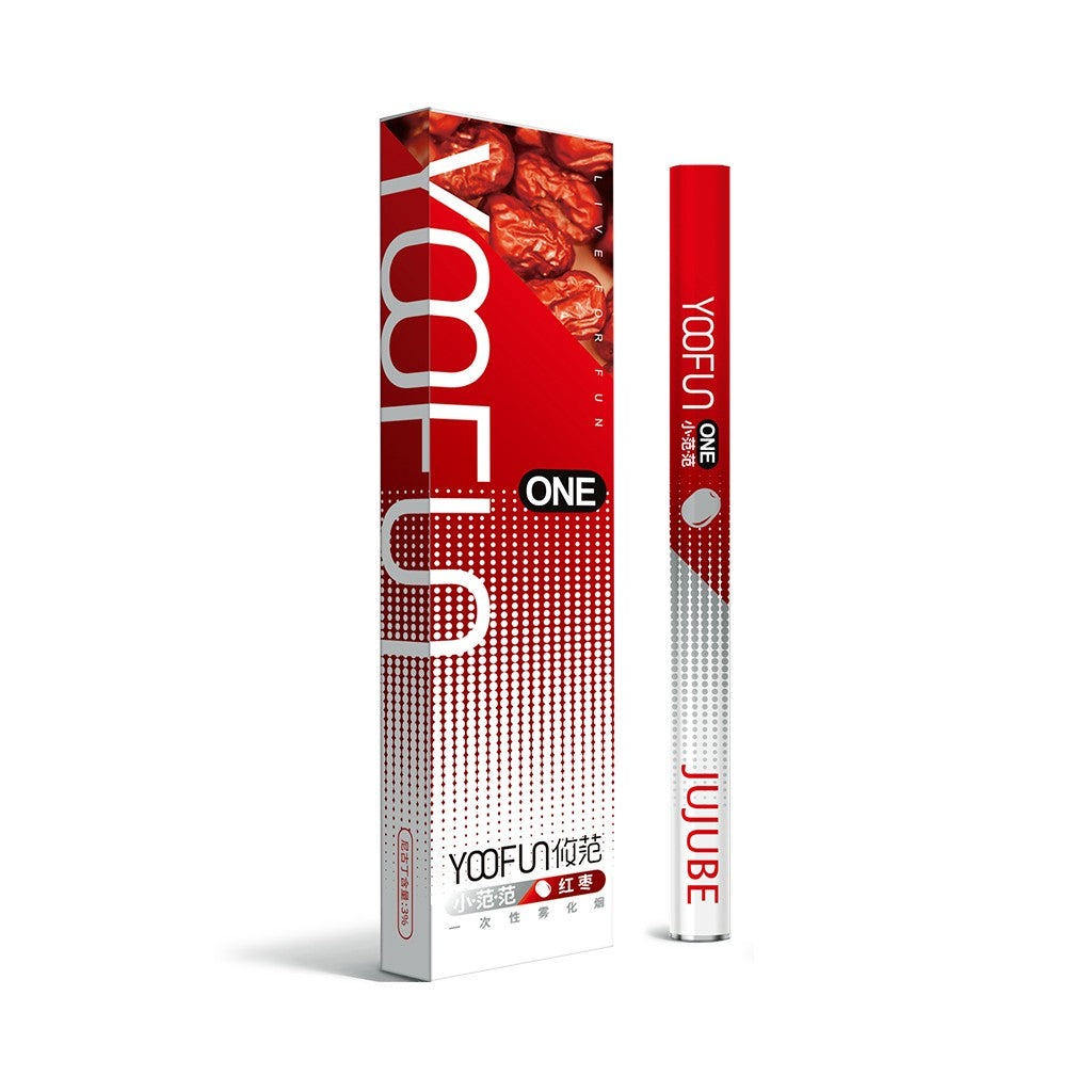 YOOFUN ONE Pre-filled Disposable starter kit 320mAh-Jujube-ECOAO at ecoao