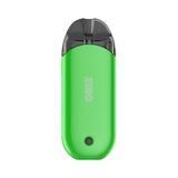 Renova Zero 650mAh with 2ml PTF POD 9-12.5w Power Znic Alloy-Green-ECOAO