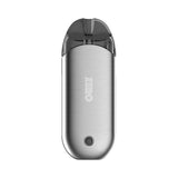 Renova Zero 650mAh with 2ml PTF POD 9-12.5w Power Znic Alloy-Silver-ECOAO