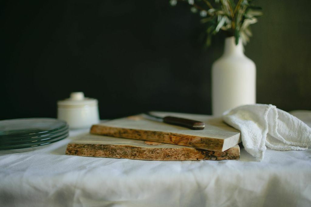 The Rustic Breadboard