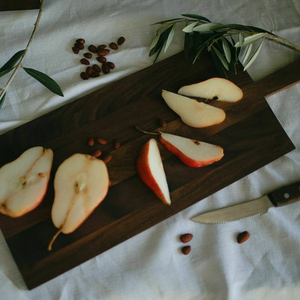 Beetle Kill Walnut Breadboard | Large