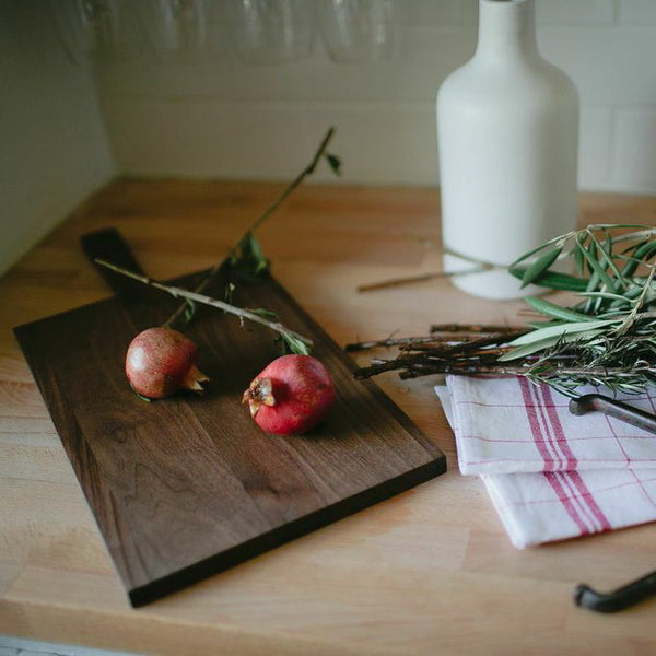 Beetle Kill Walnut Breadboard | Medium