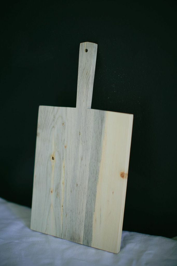 Beetle Kill Pine Breadboard | Small