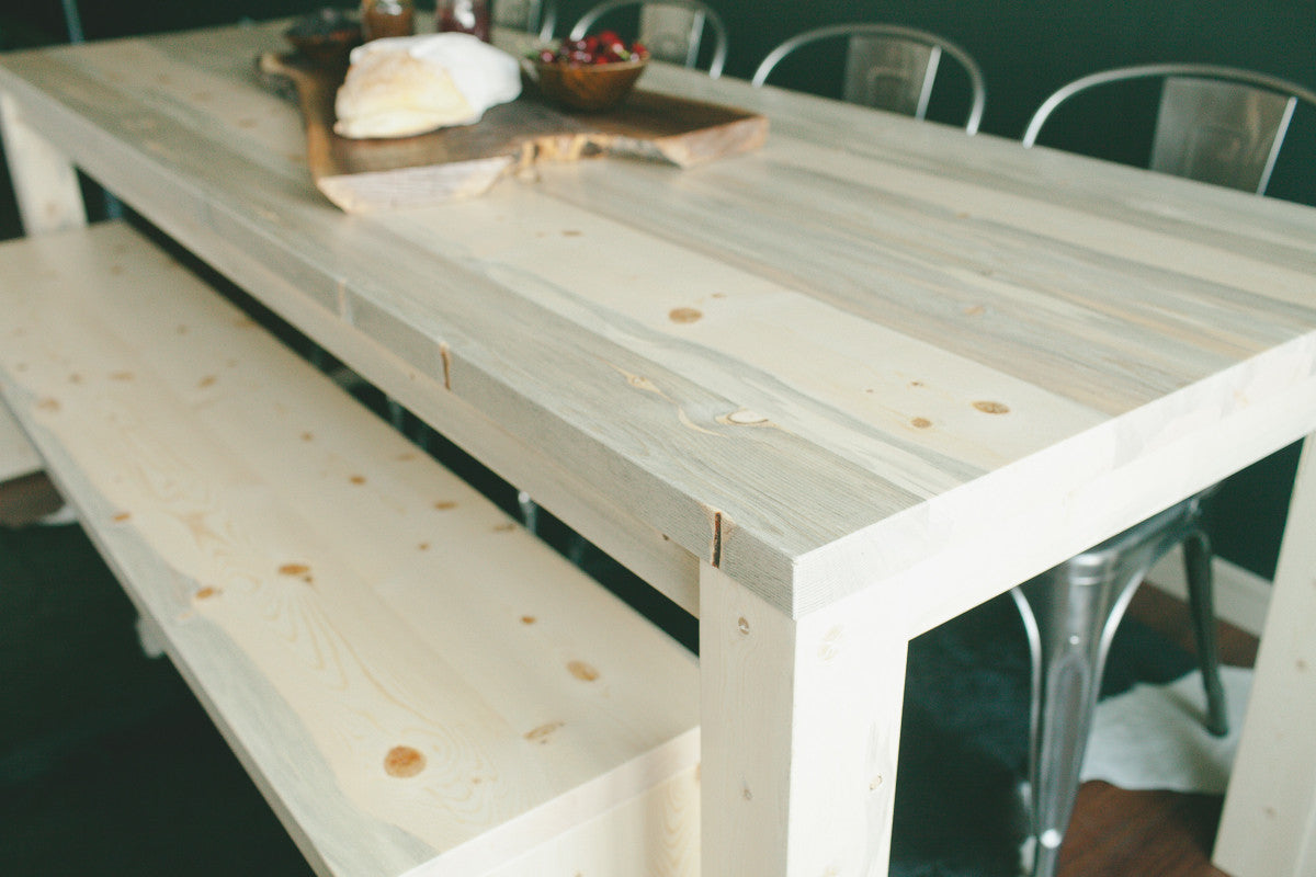 The Columbia Bench | Beetle Kill Pine