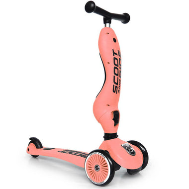 Scoot & Ride Step Highwaykick 1 - Peach
