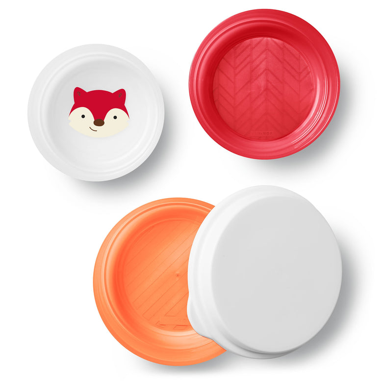 Skip Hop Smart Serve 3pack Bowls | Fox