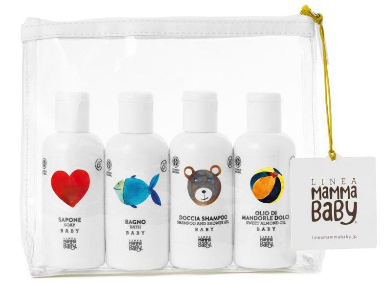 Linea Mamma | Baby Travel set