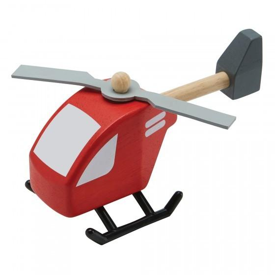 Plantoys Houten Helicopter