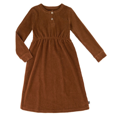 CarlijnQ Corduroy 2 Button Dress