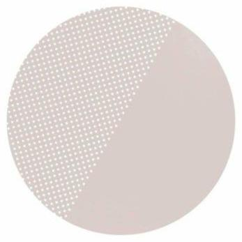 Toddlekind Clean Wean Mat Knoeimat 105cm | Spotted Clay