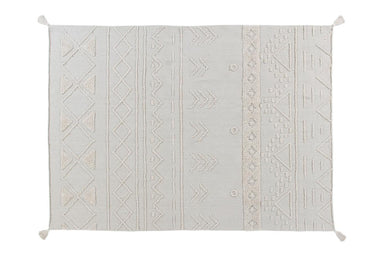Lorena Canals machinewasbaar tapijt 140x200cm Tribu Natural
