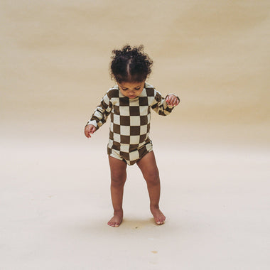 CarlijnQ Velvet Bodysuit | Checkers
