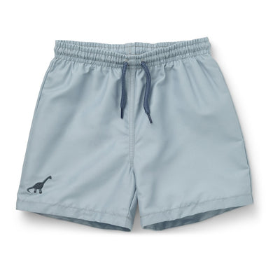 Liewood Duke Board Shorts | Sea Blue