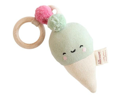 Eef Lillemor Rattle | Ice Cream