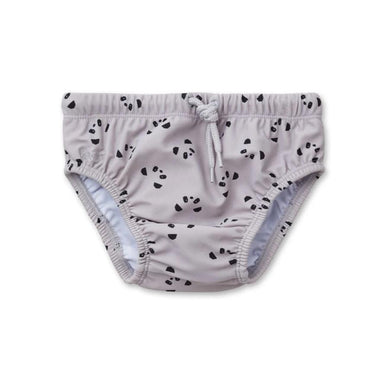 Liewood Frej Baby Boy Swim Pants | Panda Dumbo Grey