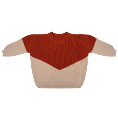 Little Indians Knit Sweater | Picante