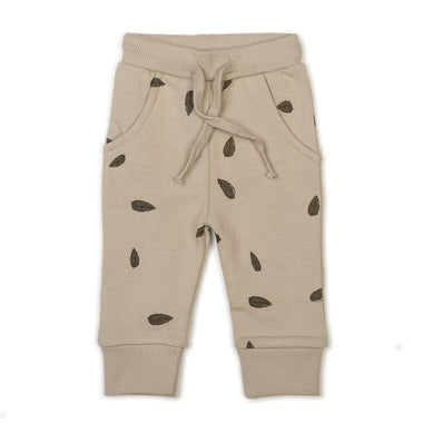 Kidwild Joggers Leaves | Oat