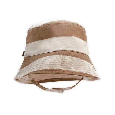 Kidwild Bucket Hat | Brick Stripe