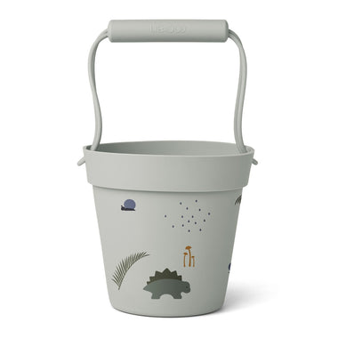 Liewood Linda Bucket | Dino Dove Blue Mix