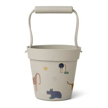 Liewood Linda Bucket | Safari Sandy Mix