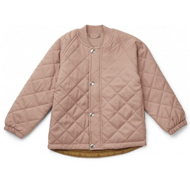 Liewood Bea Thermo Jacket | Dark Rose