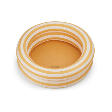 Liewood Leonore Pool | Stripe Yellow Mellow