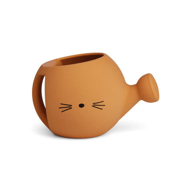 Liewood Lyon Watering Can Gieter | Cat Mustard