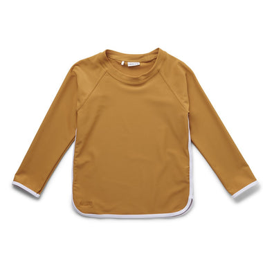 Liewood Manta UV Swim T-shirt | Mustard