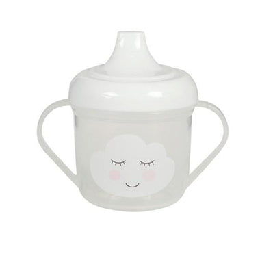 RJB Stone Sippy Cup Cloud