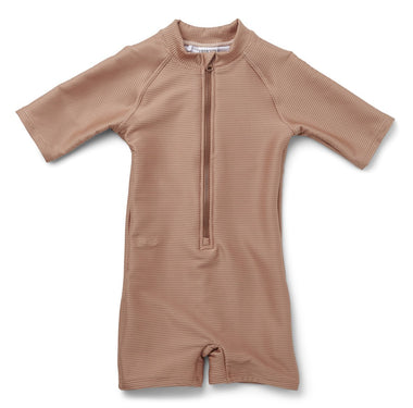 Liewood Max UV swim jumpsuit | Tuscany Rose