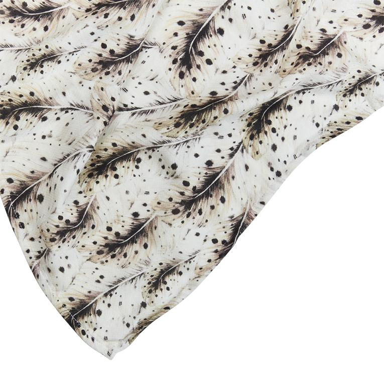 Mies & co swaddle deken 120x120cm | Soft Feathers