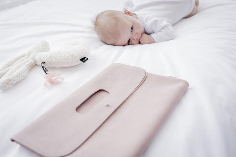 Mies & co speenknuffeltje Bunny small - DE GELE FLAMINGO - Kids concept store