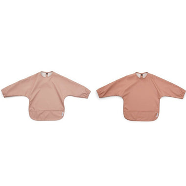 Liewood Merle Cape Slab Met Mouwen 2pack | Rose Mix