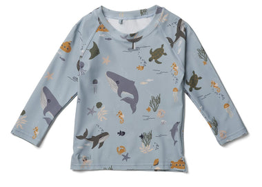 Liewood Noah UV Swim T-shirt | Sea Creature Mix