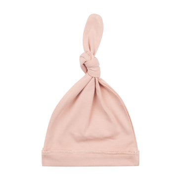 Timboo Baby Bonnet Newborn | Misty Rose