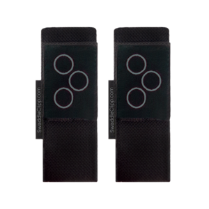 Swaddle clipp - DE GELE FLAMINGO - 1