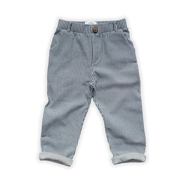 Sproet & Sprout Chino Broek | Denim Stripe