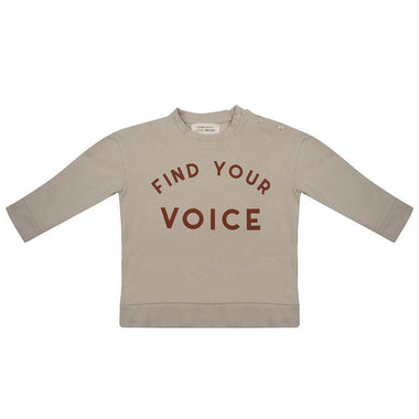 Little Indians Sweater | Find your voice