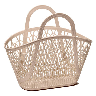 Sunjellies Betty Basket | Latte