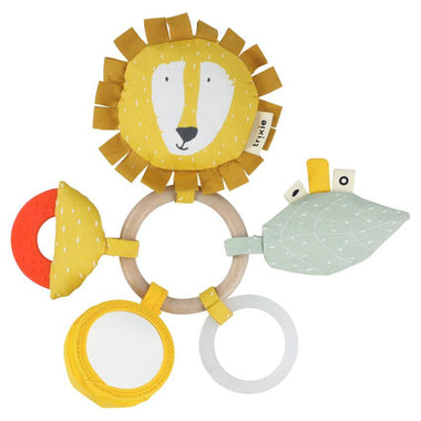 Trixie Activity Ring | Mr. Lion