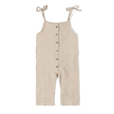 Nixnut Button Suit | Sand