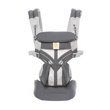 Ergobaby 4 position draagzak 360 OMNI Classic Cool Air Mesh Grey