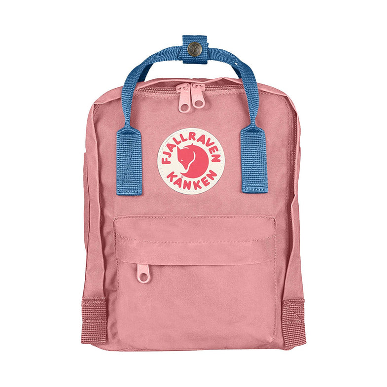 Fjällräven Kånken Mini Rugzak | Pink Air Blue