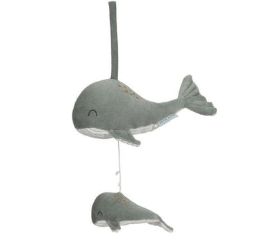 Little Dutch muziekdoosje Walvis | Ocean Mint