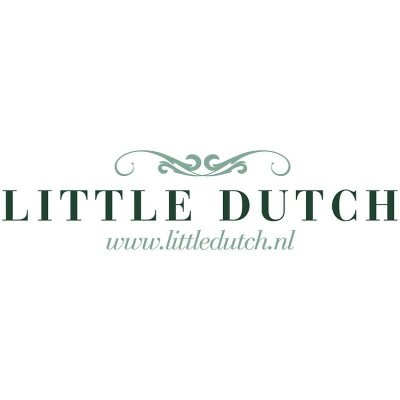 Little Dutch stapelbare ringen Adventure Blue