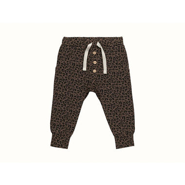 Little Indians Pants | Leopard Fondue Fudge